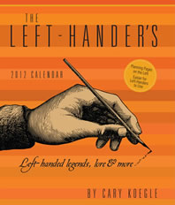 2012 Left Handed Diary